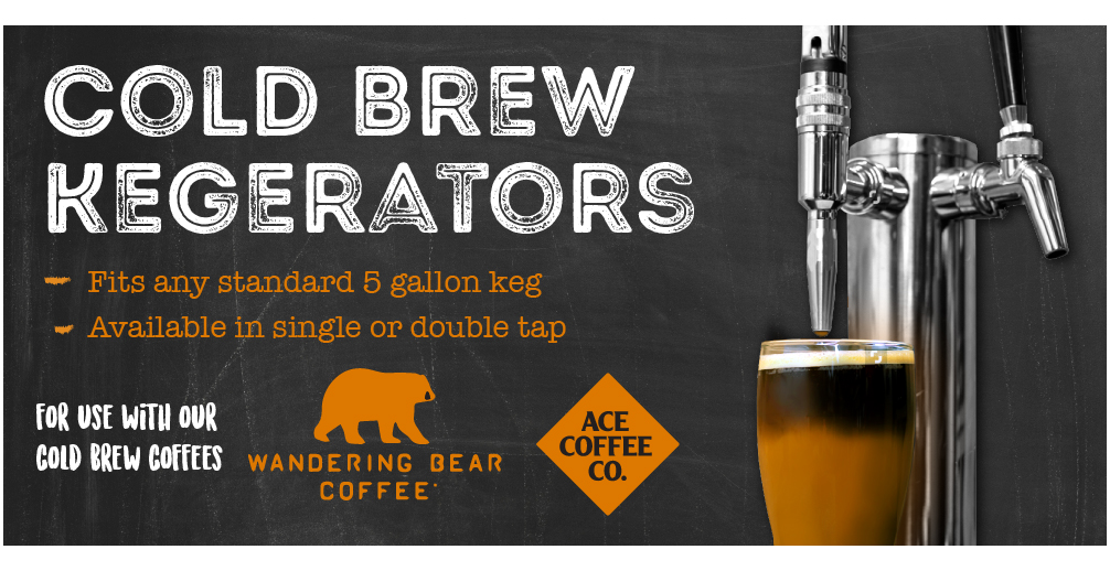 Cold Brew Kegerators